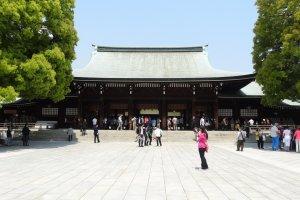 ศาลเจ้าเมจิ จินกุ