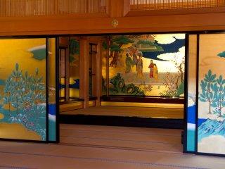 Warna dan keakuratan lukisannya benar-benar menakjubkan,...