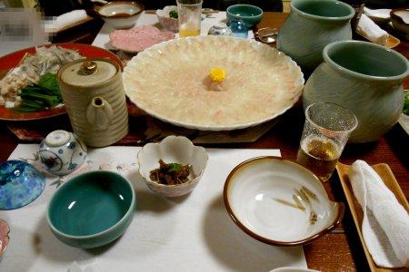 ร้านทะเกะ ร้านอาหารญี่ปุ่นในฟุคุอิ