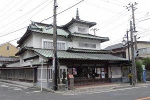 อาคารเก่าๆของคามาคุระ