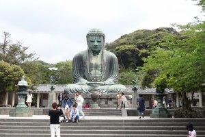 พระพุทธรูปไดบุทสึ ที่วัดโกะโตะกุ-อิน (Kotoku-in)