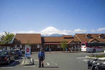 Good Ol' Cycle around Kawaguchiko