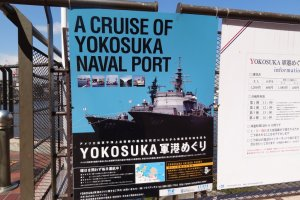 Sign for the cruise.