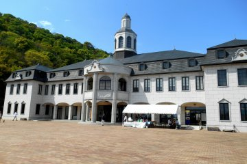 Немецкий Дом в Наруто, Токусима