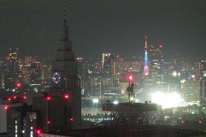 เห็นโตเกียวทาวเวอร์ด้วย
