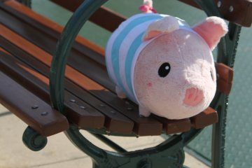 <p>Win yourself a Piggy at the carnival games!</p>