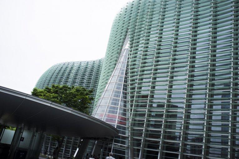 Trung tâm Nghệ thuật Quốc gia, Tokyo