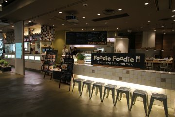<p>When food meets technology</p>