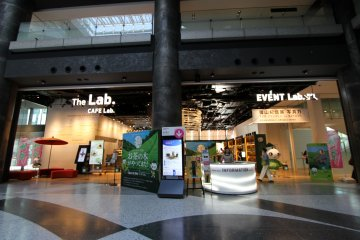 <p>LAB&#39;s many space offerings</p>