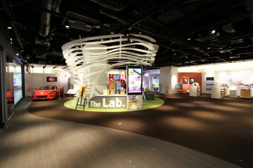 <p>Then head to the Activity Lab for wonderful exhibitions!</p>