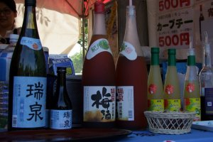 Come sample some of Okinawa's finest