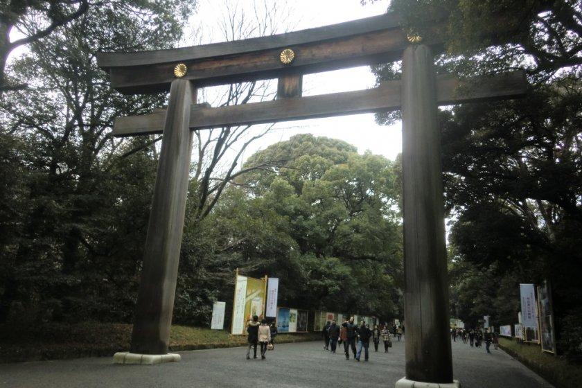 Meiji Jingu - Tokyo\'s most famous shrine