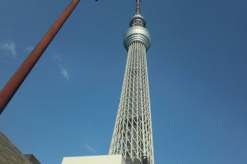 Tokyo Sky-Tree, opening in 2012