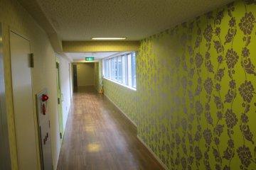 <p>Hallway</p>