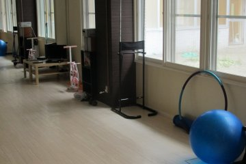 <p>Exercise Room</p>