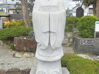 Statue of Master Jofuku