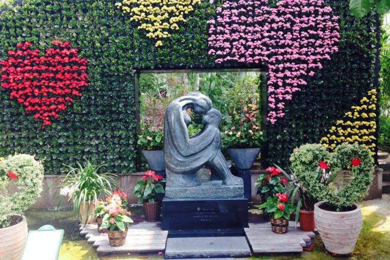 Kobe's Nunobiki Herb Gardens