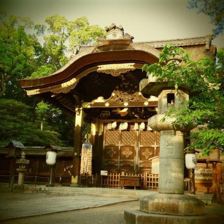Kyoto Toyokuni Shrine