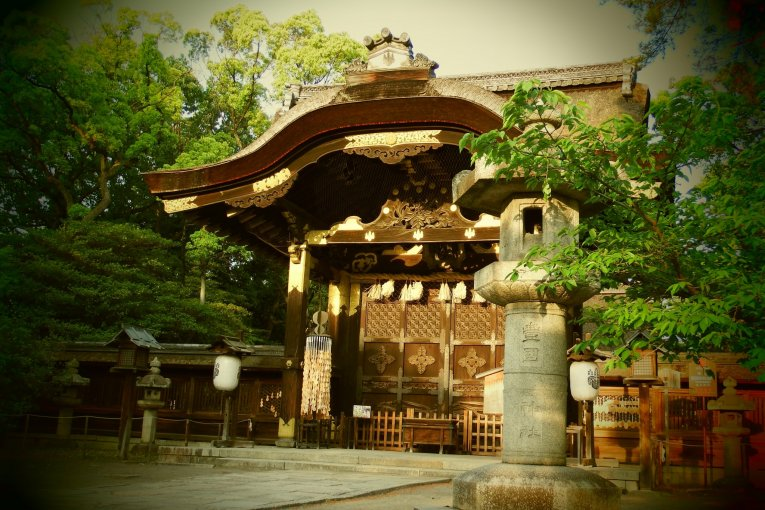 Kyoto Toyokuni Shrine photos