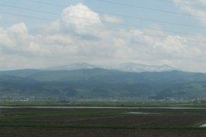 มองเห็นภูเขาหิมะ :]