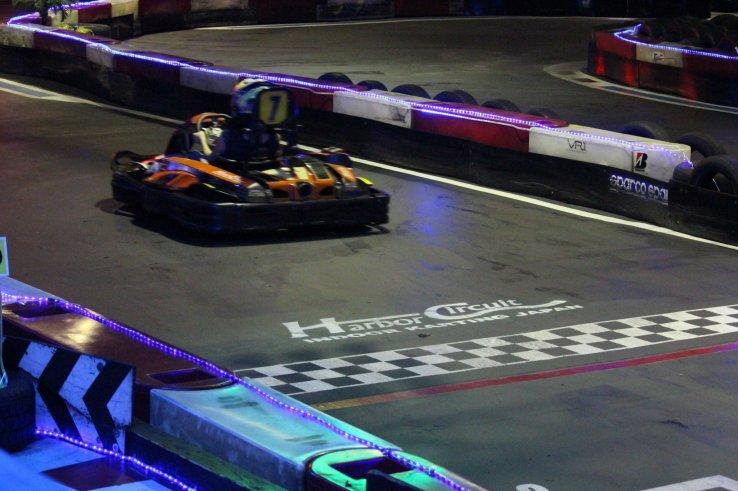 Harbor Circuit Indoor Karting - Chiba City, Chiba - Japan Travel