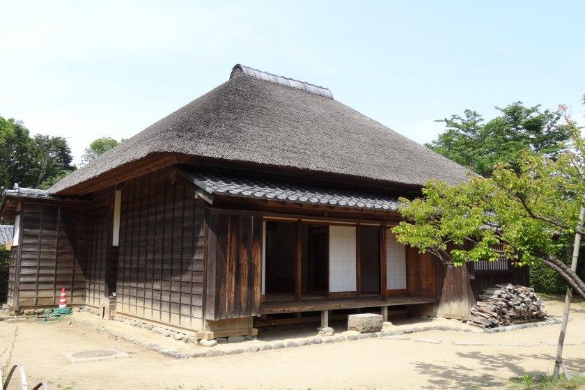 The samurai residence