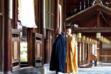 Le Style Ming du Temple Manpuku-ji