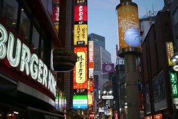 <p>Uogashi NihonIchi Sushi Bar is at the heart of Shibuya.&nbsp;</p>