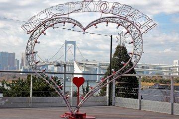 A Walk on Tokyo's Rainbow Bridge