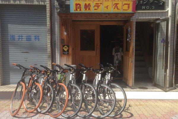 44ebcf0d7 Cycle Osaka - Osaka - Japan Travel