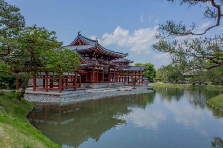 The Phoenix Hall of Byōdō-in