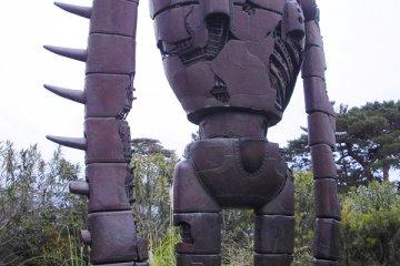 Robot soldier form