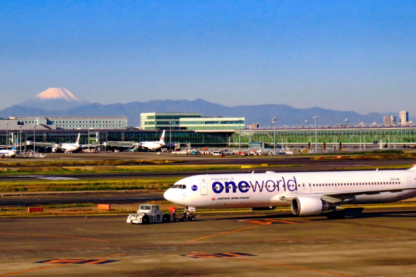 Earn miles with oneworld partners at JAL