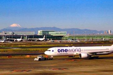 Fly First Class Osaka Tokyo