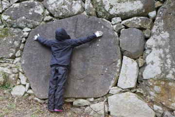 <p>We can learn about the local&nbsp;techniques used to place these stones four centuries ago</p>