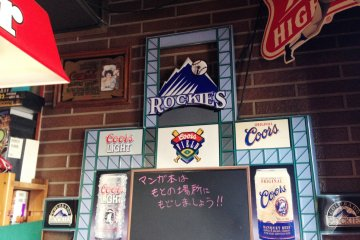 <p>Try local and foreign beer to your heart&#39;s content.</p>