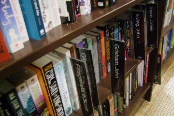 Una librería es un gran lugar para estar