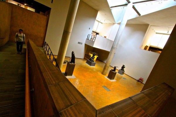 ภายในพิพิธภัณฑ์มีการออกแบบอย่างลงตัวและสวยงาม