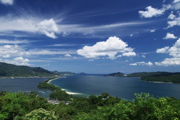 Amanohashidate Viewland