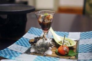 Have a glass of... eel! (Unagi)