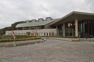 <p>Saga Prefectural Nagoya Castle Museum</p>