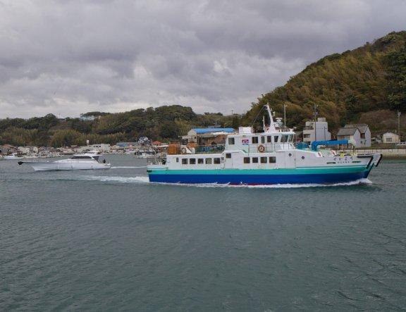 Le port de Yokubo