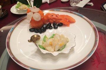 熊本ホテルキャッスル 四川料理 桃花源本店
