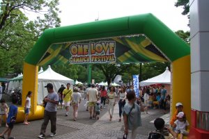 Welcome to the One Love Jamaica festival!