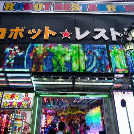 Restoran Robot, Shinjuku