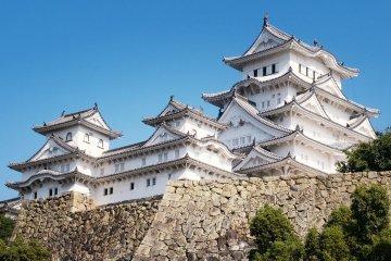Exterior of Himeji Castle