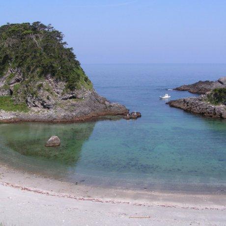 Natural Beauty of Shikine-jima