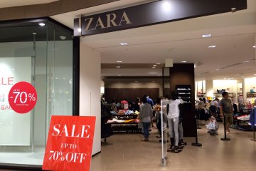 <p>Zara is&nbsp;a Spanish clothing &amp; accessories retailer. Be sure to visit the Zara Home shop, too!</p>