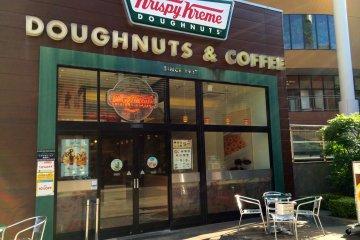 <p>Visit Krispy Kreme&nbsp;for&nbsp;doughnuts,&nbsp;coffee, &amp; limited edition goodies.</p>