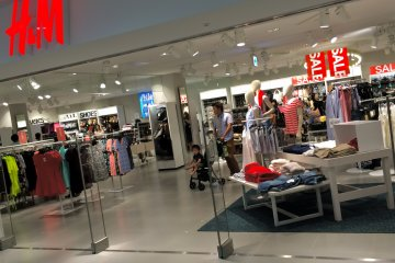 <p>H&amp;M&nbsp;is a Swedish multinational retail-clothing company, known for its fast-fashion clothing for men, women, teenagers &amp; children</p>